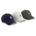 BMW Genuine Factory OEM Recycled Brushed Twill Cap